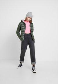 Q/S designed by - LANGARM - Light jacket - olive - 1