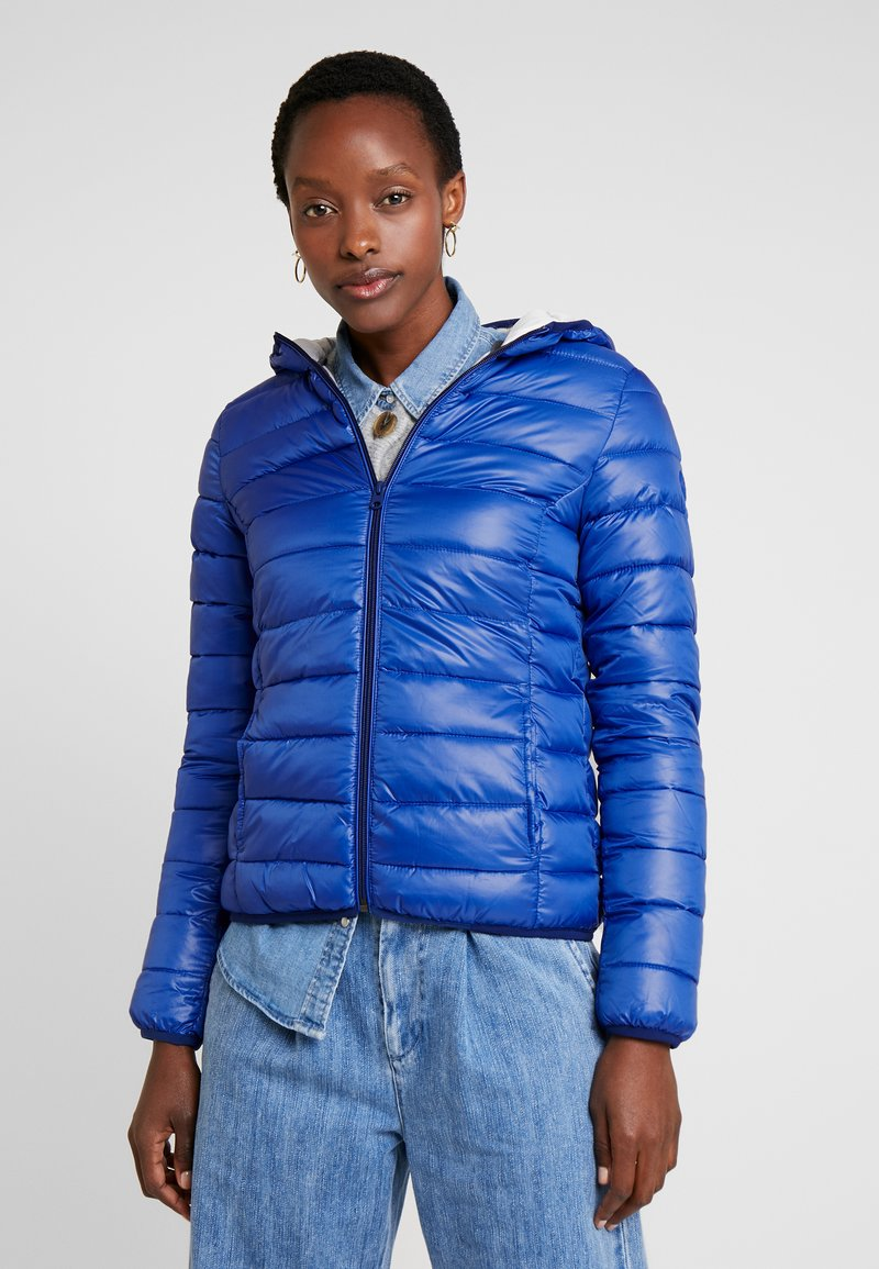Q/S designed by - Winter jacket - royal blue