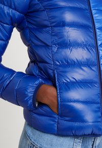 Q/S designed by - Winter jacket - royal blue - 5