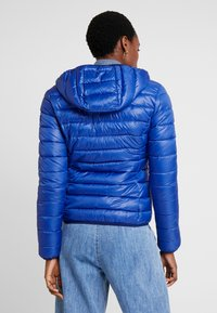 Q/S designed by - Winter jacket - royal blue - 2