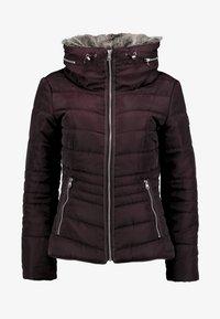 Q/S designed by - LANGARM - Light jacket - blackberry - 5