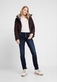 Q/S designed by - LANGARM - Light jacket - blackberry - 1