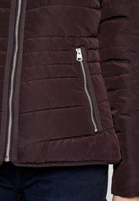 Q/S designed by - LANGARM - Light jacket - blackberry - 6