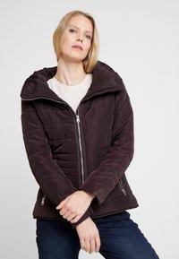 Q/S designed by - LANGARM - Light jacket - blackberry - 4