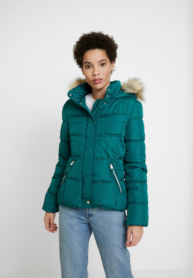 Q/S designed by - Winter jacket - greenish