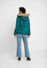 Q/S designed by - Winter jacket - greenish - 2
