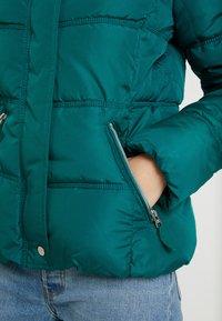 Q/S designed by - Winter jacket - greenish - 6