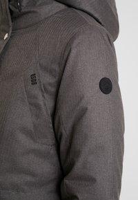 Q/S designed by - Zimní kabát - black - 6