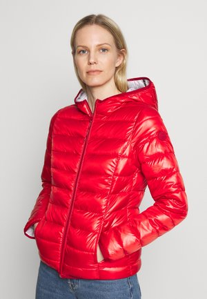Winter jacket - flame red