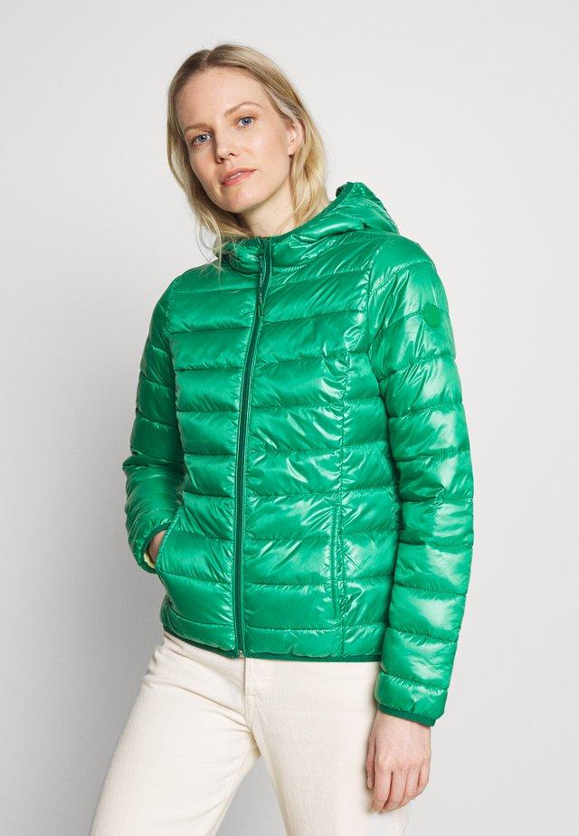 Kurtka zimowa - jolly green