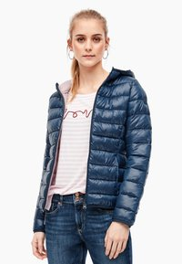 Q/S designed by - Winter jacket - navy - 0