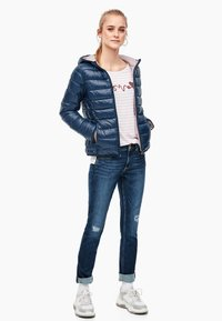 Q/S designed by - Winter jacket - navy - 1