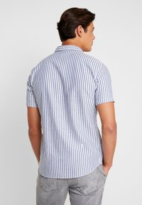 Q/S designed by - KURZARM - Overhemd - indigo - 2