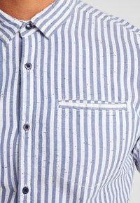 Q/S designed by - KURZARM - Overhemd - indigo - 5