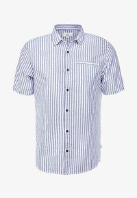 Q/S designed by - KURZARM - Overhemd - indigo - 4
