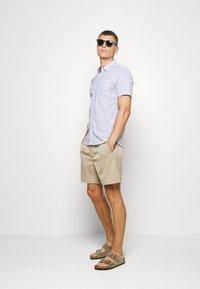 Q/S designed by - HEMD KURZARM - Formal shirt - white - 1