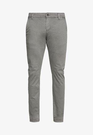 Pantalones chinos - dusty grey