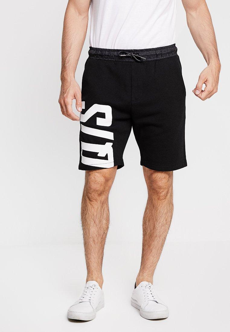 Q/S designed by - BERMUDA - Shorts - black