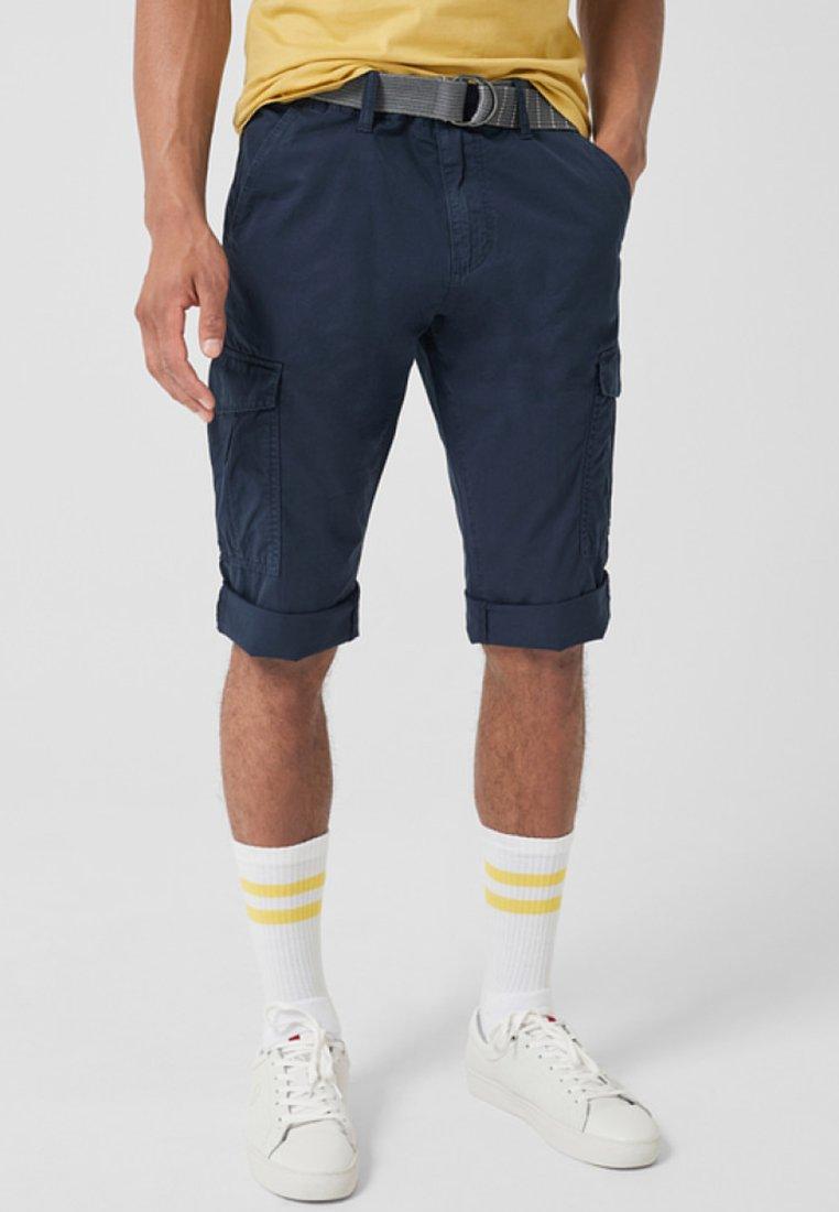 Q/S designed by - Shorts - dark blue