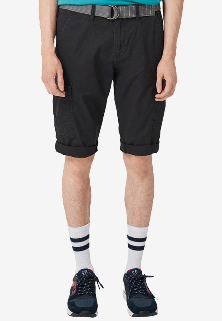 Q/S designed by - Shorts - black/grey
