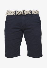 Q/S designed by - BERMUDA - Shorts - blue - 3