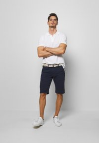 Q/S designed by - BERMUDA - Shorts - blue - 1