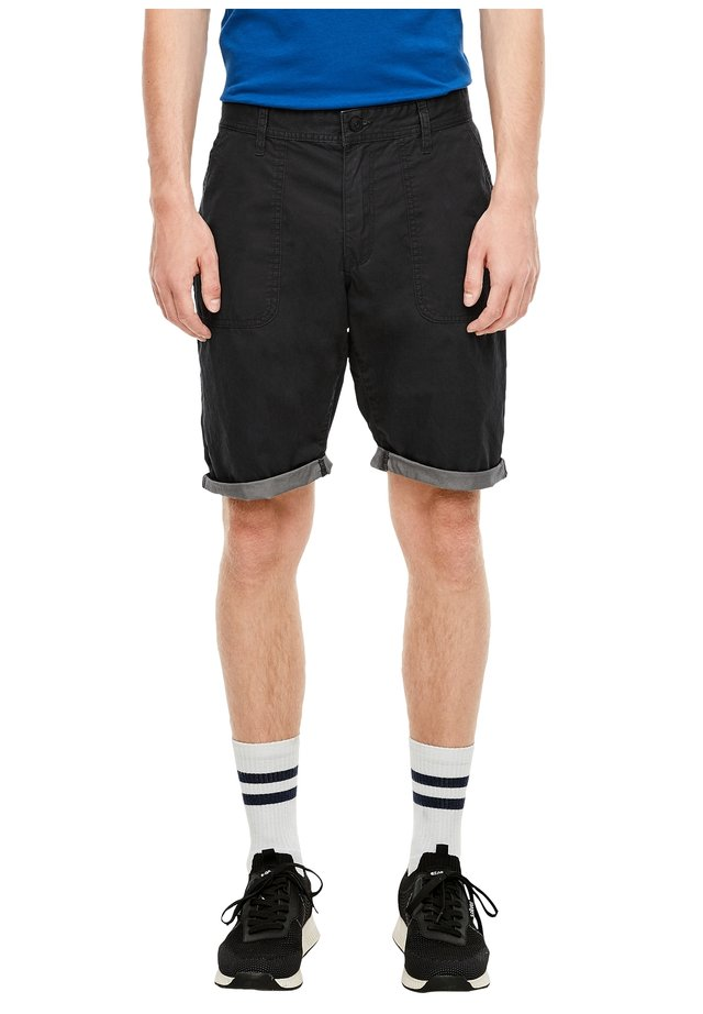 Shorts - black grey