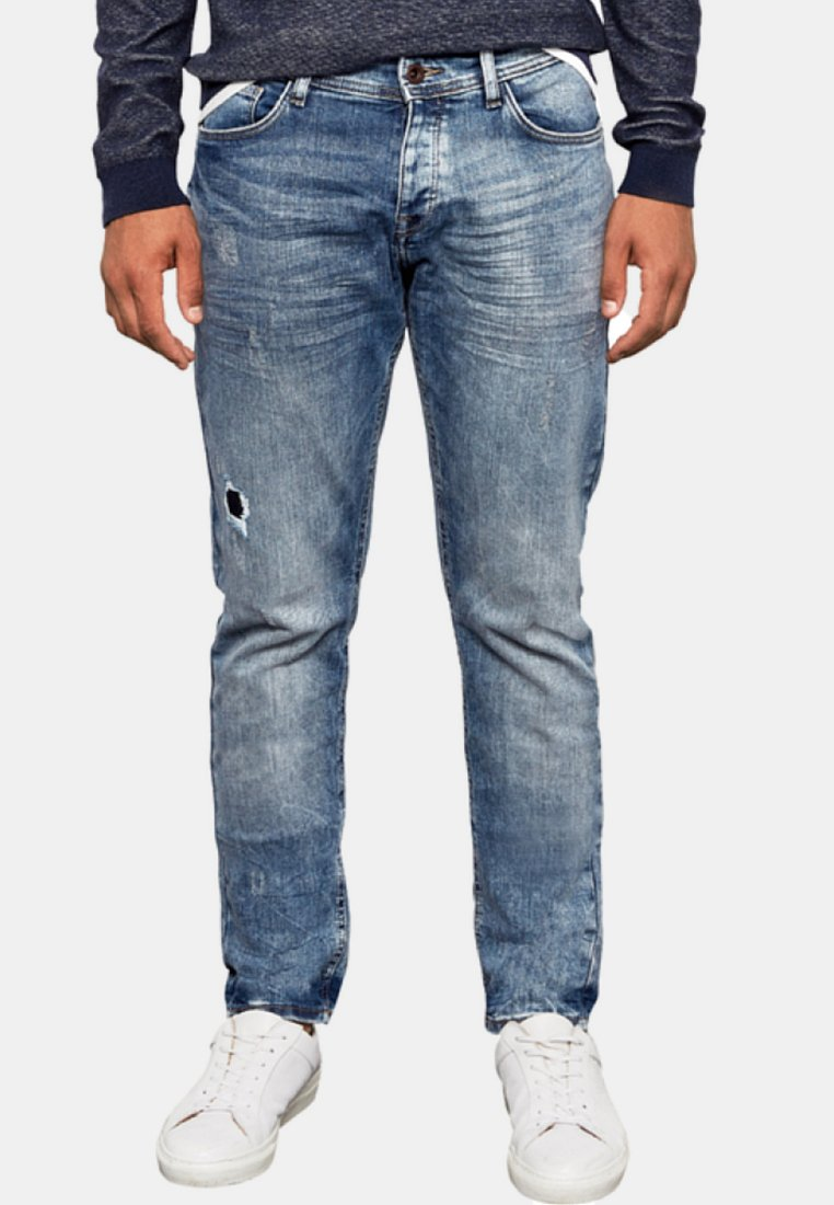 Q/S designed by - Slim fit jeans - blue