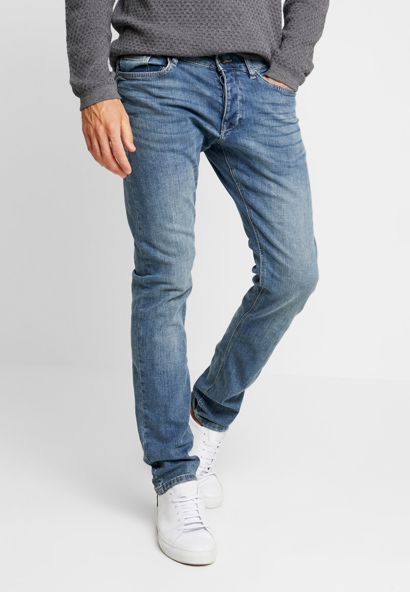 Q/S designed by - Jeans Slim Fit - blue denim