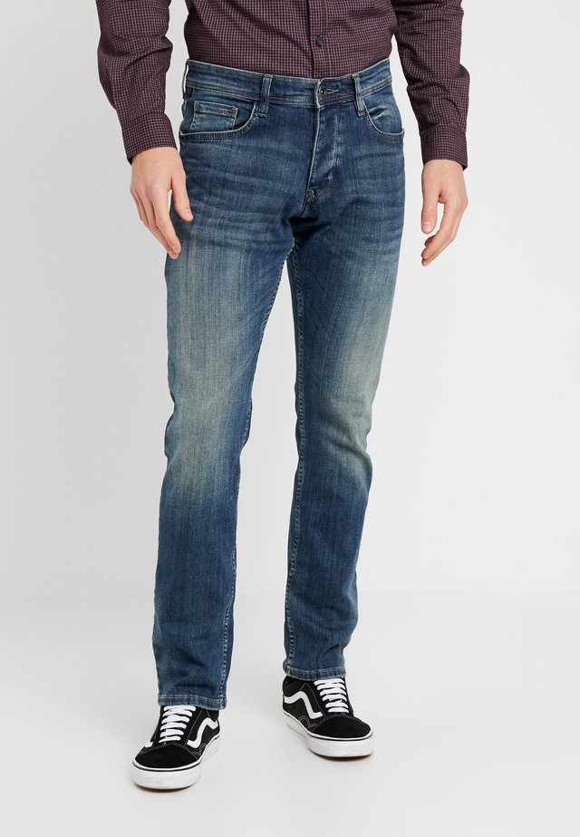 Jeans Slim Fit - warm blue