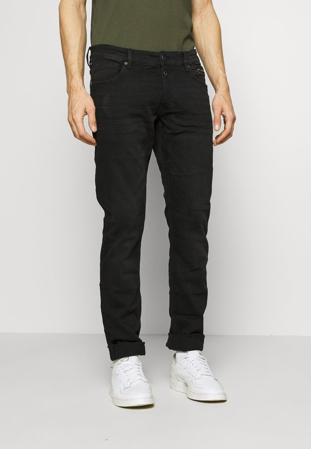 Jeans Slim Fit - black melange