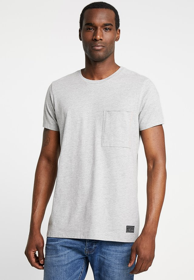 KURZARM - T-shirts - grey