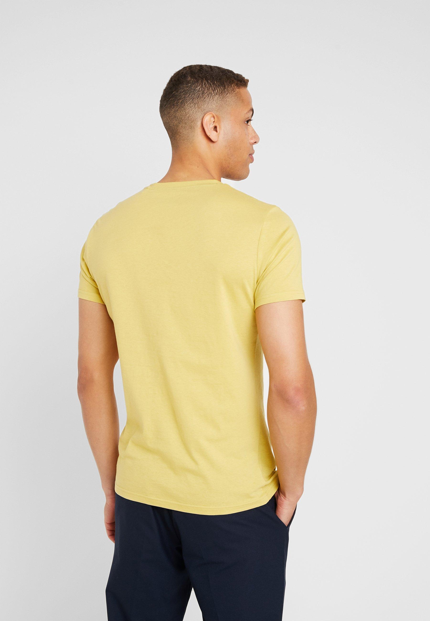 KurzarmT Imprimé By shirt Q Mustard s Designed Yellow OuPXTklwiZ