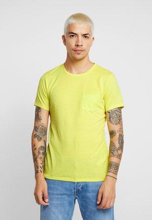 KURZARM - T-shirt - bas - sunshine