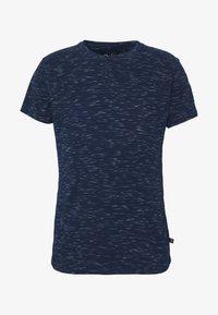 Q/S designed by - T-shirt basique - blue night - 4