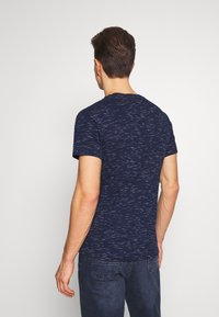 Q/S designed by - T-shirt basique - blue night - 2