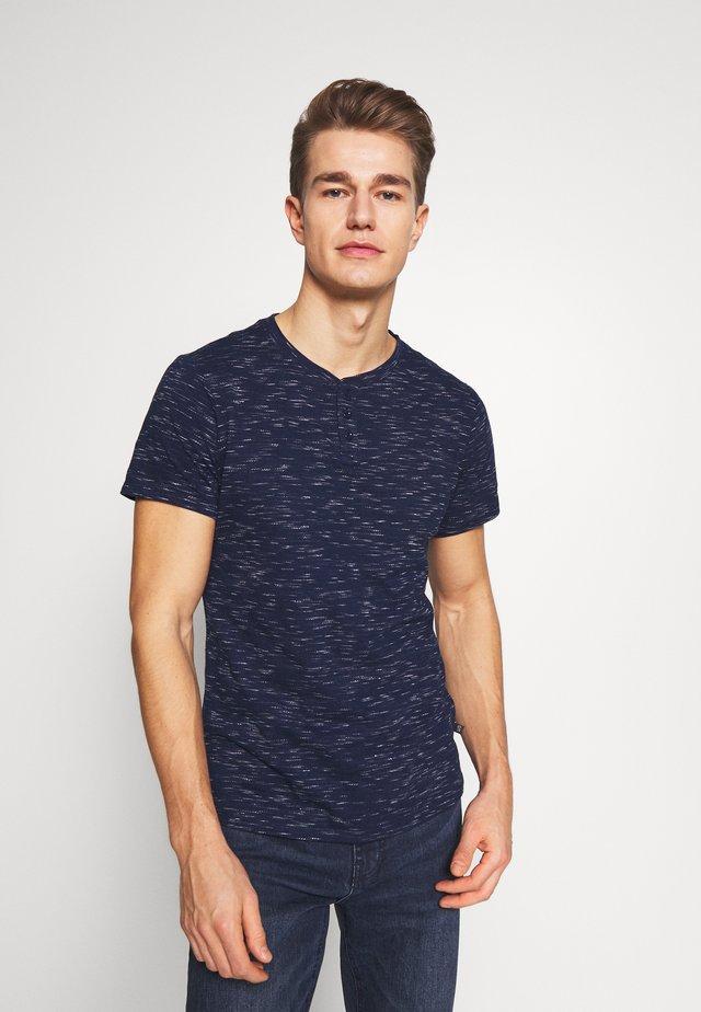 T-shirts basic - blue night