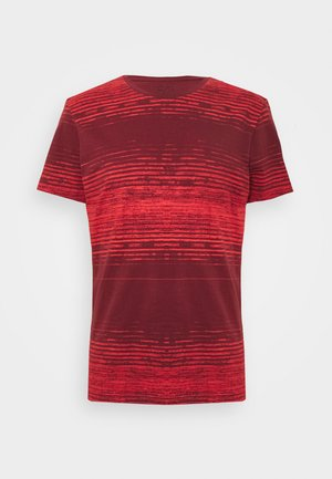Camiseta estampada - red