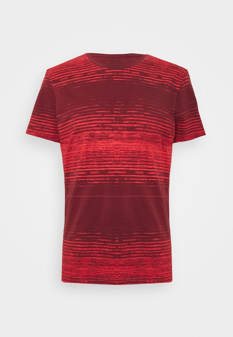 Q/S designed by - T-shirts print - red