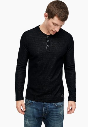 MIT STRUKTUR - Long sleeved top - black