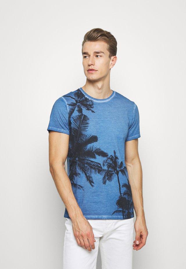 SHORT SLEEVE - T-shirts print - palace blue