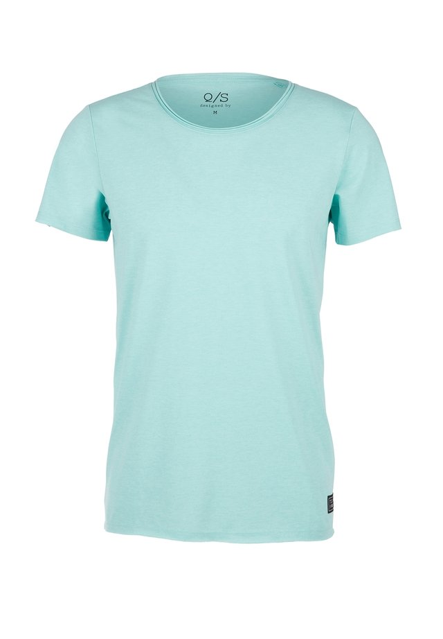 T-Shirt basic - peppermint melange