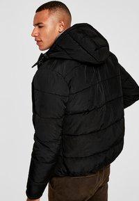 Q/S designed by - Winter jacket - black - 2