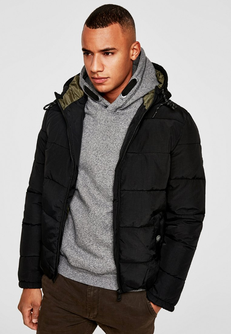 Q/S designed by - Winter jacket - black