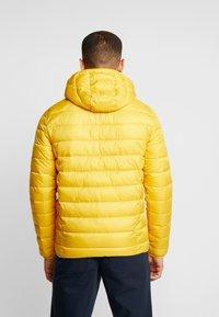 Q/S designed by - OUTERWEAR - Zimní bunda - yellow - 2