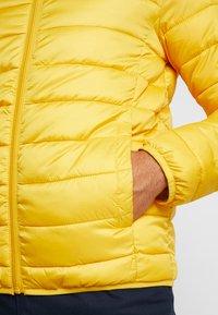 Q/S designed by - OUTERWEAR - Vinterjakke - yellow - 4