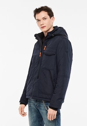 OUTERWEAR - Winter jacket - navy