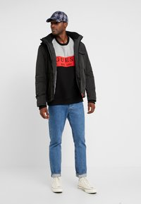 Q/S designed by - OUTERWEAR - Winterjas - black/grey - 1