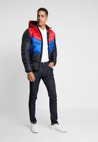 Q/S designed by - OUTERWEAR - Winterjas - black - 1