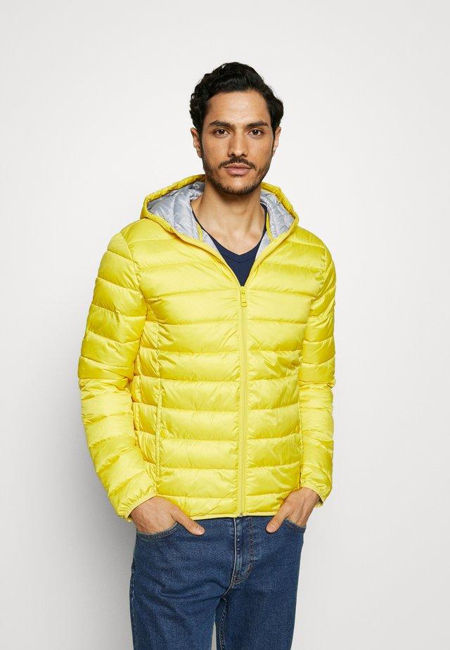 Let jakke / Sommerjakker - yellow